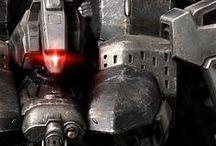 Robots & Mechas