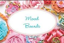 Mood Boards / Mood board ideas