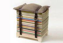 Design / Oggetti per la casa, oggetti fai da te, oggetti di riuso...