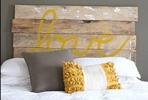 Home Decor ~ Bedroom / by Joey Jo Jo