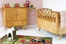 Wonen * Baby- en Kinderkamer / Inspiratie voor de baby- en de kinderkamer