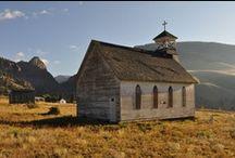 .churches. / by .jennifer.