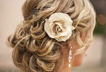 Wedding Hair / Brides & Bridesmaids