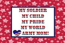 Proud Army Mom / by Jennifer Shelenhamer