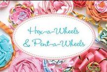 Hex-a-Wheels & Pent-a-Wheels