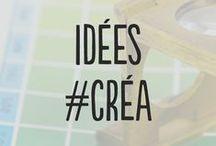 Idées #Créa / Du graphisme et encore du graphisme !