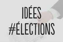 Idées #Élections / L'année 2014 sera marquée par deux périodes électorales importantes : les élections municipales en mars et les élections européennes en mai. Voici une sélection de produits qui aideront un candidat à optimiser sa communication.