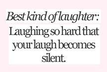 HAHAHA! / Love and Laugh!