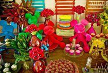Detalhes Auguri / Detalhes de Decoração de Festas Infantis