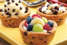 Cookies, Bars, etc. / Finger desserts