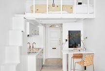 Studio apartments + Mini lofts