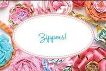Zippers!