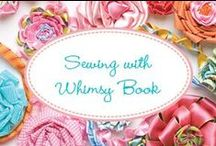 Sewing with Whimsy book