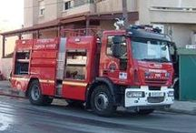 Fire trucks / by Demetris Plastourgos 1