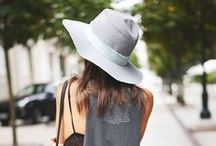 Hats / Do you want to add an unexpected twist to an outfit without breaking the bank?  Throw on a hat!  Perfect for summer, fall, or any other time of the year.  #hats #style #FrugalFashion