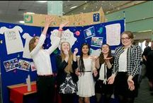 The Pitch 2014 / In March 2014 secondary school pupils from around the region came together to compete in a 'Dragon's Den' style competition