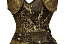 Steampunk / Anything relating to the steampunk theme whether it's clothing to jewellery.