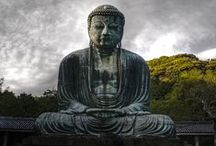 Buddhism / A path, a way, the truth, peace...