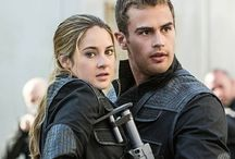 Divergent / by Tarsh Nowell