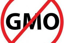 No GMO!!! / Eat real food, not frankin food!