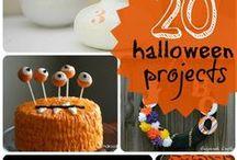 Halloween - Decorations/Crafts/Treats