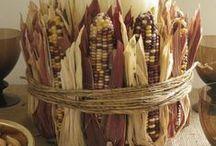 Autumn/Thanksgiving - Decorations/Crafts/Eats