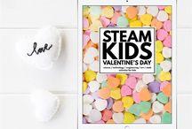 Valentine's Day / Valentine's Day crafts, gift ideas, activities