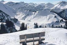 Winterurlaub / Hier findest du Inspiration und Reiseziele für deinen nächsten Winterurlaub, Tipps für Skigebiete, Wanderstrecken, Langlauf etc.