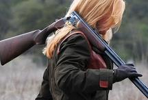 As a matter of fact, I do hunt like a girl!! / by Amanda Britt