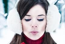 ❄ Winter Wonderland ❄ / Winter & Xmas Ideas / by ★☆★ Twilight Ivy ★☆★