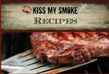 * Kiss My Smoke Recipes * / Recipes from the grilling blog, Kiss My Smoke. Enjoy!