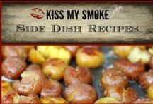 *Side Dishes: Kiss My Smoke* / Side Dish Recipes from the grilling blog, Kiss My Smoke. Enjoy!