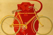 Bicycle Art / Artistic cycle endeavors