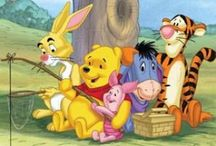 Three Acre Woods / Pooh and Friends...Please keep pins board related. Duplicates or inappropriate pins will be deleted without question or notification which could result in repeat offenders being blocked from the board. Please, don't let this happen...