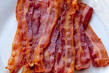 Yummy Bacon / Everything Bacon...Please keep pins board related.  Duplicates or inappropriate pins will be deleted without question or notification which could result in pinner being blocked from the board.  Please, don't let this happen....