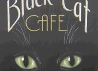 Cats of Black Mystique (Domestic) / BLACK DOMESTIC CATS ONLY! Please keep pins board related. Duplicates or inappropriate pins will be deleted without question or notification which could result in repeat offenders being blocked from the board. Please, don't let this happen...