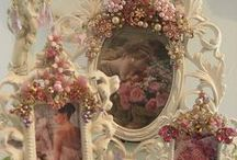 Shabby - Victorian - French / Shabby chic, Victorian and French decor...Please keep pins board related. Duplicates or inappropriate pins will be deleted without question or notification which could result in repeat offenders being blocked from the board. Please, don't let this happen...