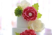 Modern design cakes / Fondant cakes, modern design cakes