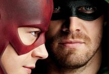 Super Hero Love! / All things related to the CW series Arrow and Flash...Please keep pins board related. Duplicates or inappropriate pins will be deleted without question or notification which could result in repeat offenders being blocked from the board. Please, don't let this happen....