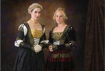 German Renaissance gowns
