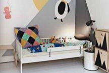 Toddler Room Inspiration // I N T E R I OR / How to create an awesome bedroom for a toddler. The transition from baby room to toddler mayhem // Interior