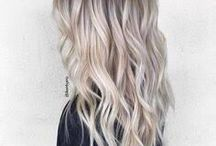   long hair style   / from braids to messy buns to curls that are dressy and casual