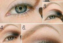 Maquiagem, cabelos, unhas etc... / by Leila Folli Rossi