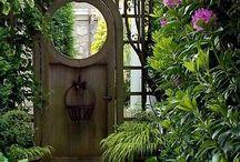 Puutarha/garden