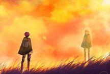 The best love story in anime / Paringi dla których warto obejrzeć niektóre anime!