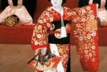 KABUKI / Kabuki, Japanese Theater. In Kabuki, all women roles are played by men! / by Aïda Dagher