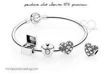 My Favourite Jewels / This board is about all the new Pandora Jewels