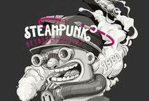smokey / steampunk goodies