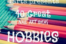 Crumpet Nail Tarts Presents - Hobbies / Crumpet's Nail Tarts present 40 Great Nail Art Ideas