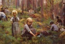 Suomalaiset taiteilijat